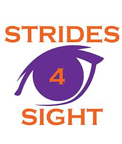 Strides 4 Sight Logo